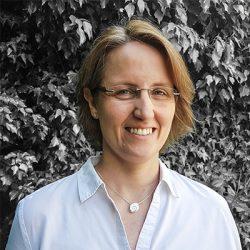 Unsere Mitarbeiterin Adrienne Michel